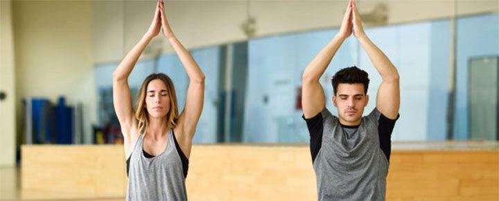 Jóga: stresszoldó gyakorlatok minden napra