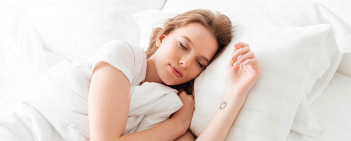 Kínos problémák alvás közben